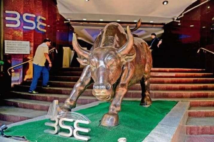 BSE Sensex, NSE nifty, market record high- India TV Paisa