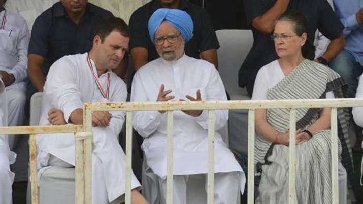 कांग्रेस की आज रामलीला मैदान में 'भारत बचाओ रैली', मोदी सरकार को घेरने की कोशिश- India TV
