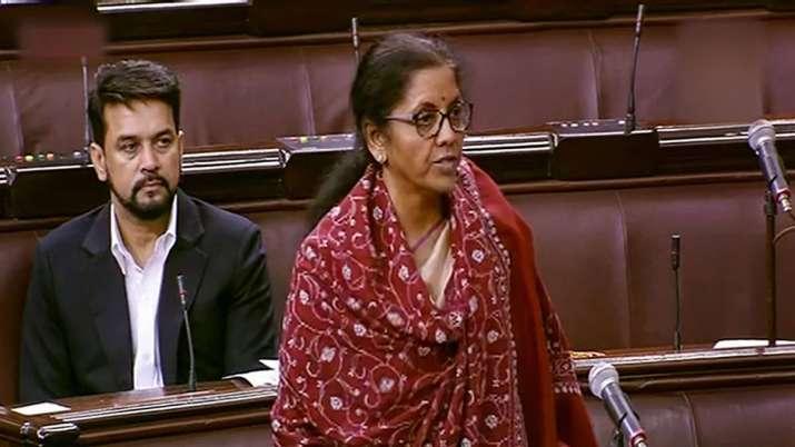 Rajya Sabha nod to lower corporate tax rates- India TV Paisa