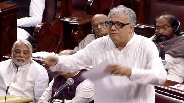 तृणमूल कांग्रेस के राज्यसभा सदस्य डेरेक ओ ब्रायन- India TV