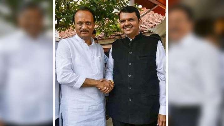 Devendra Fadnavis and Ajit Pawar (File Photo)- India TV