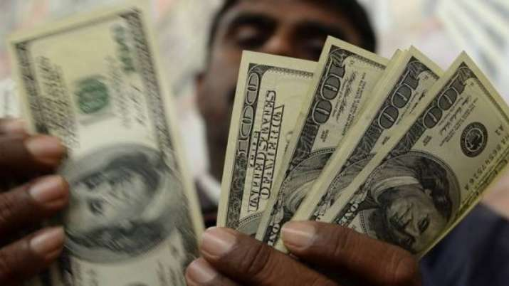 Rupee firms up by 13 paise against USD- India TV Paisa