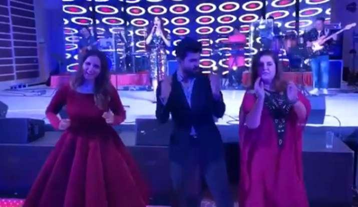 Sania Mirza's Sister wedding- India TV