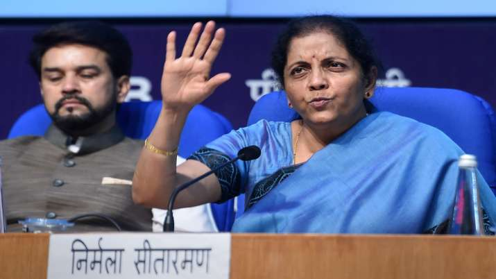 Finance Minister, Nirmala Sitharaman, public sector banks - India TV Paisa