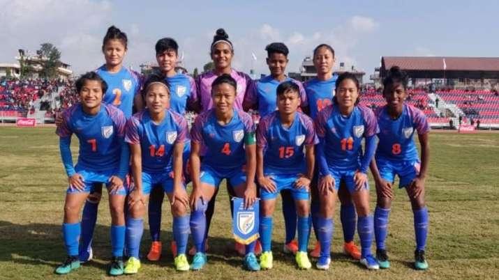 Indian women's football team, Bala devi, south asian games, india vs maldives, india defeat maldiv- India TV