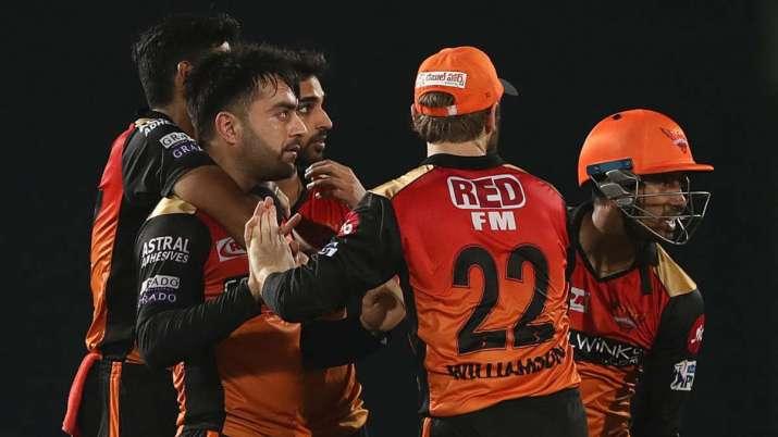 Rashid Khan, Manish Pandey, Sunrisers Hyderabad, IPL, Indian Premier League, Cricket News- India TV