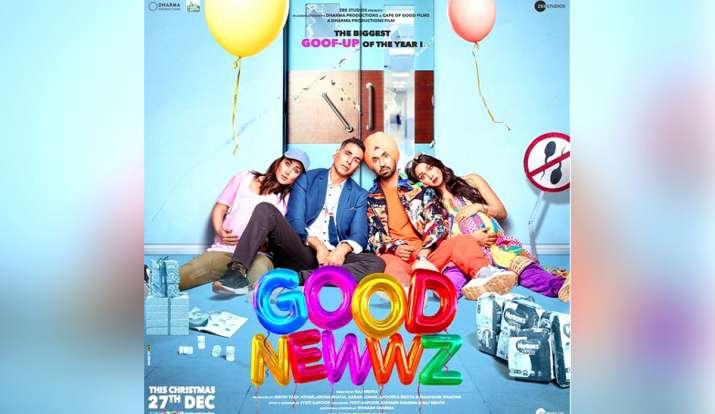 Good Newwz New Poster- India TV