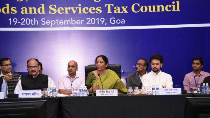 GST Council Meeting : जीएसटी प्राप्ति और क्षतिपूर्ति उपकर संग्रह कम रहने के लिहाज से जीएसटी परिषद की- India TV Paisa