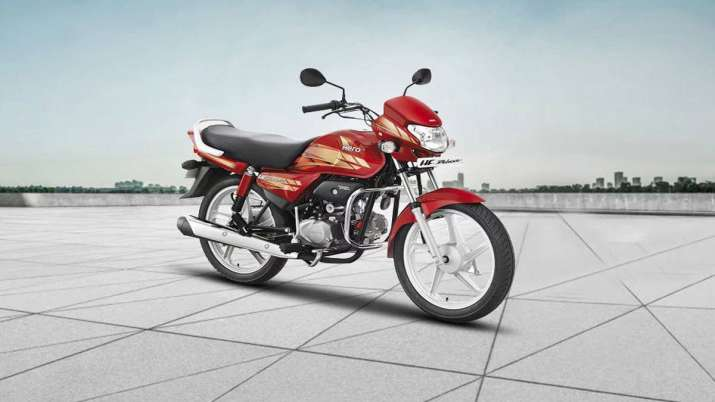 Hero MotoCorp launches HF Deluxe BS-VI, price starts at Rs 55,925- India TV Paisa