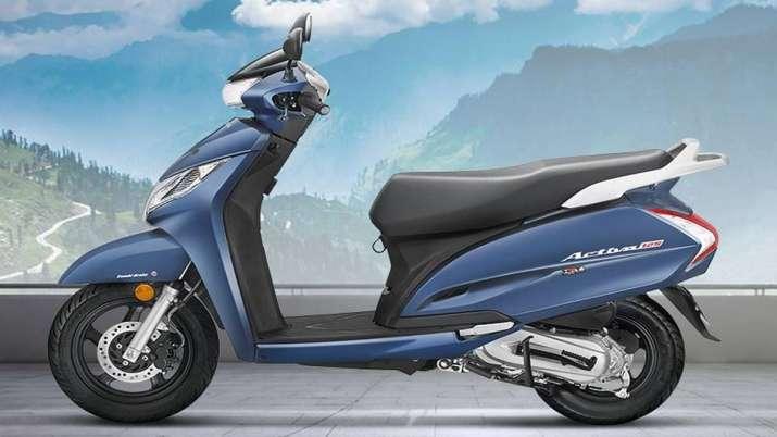 Honda sells over 60,000 units of BS-VI Activa, new bike- India TV Paisa
