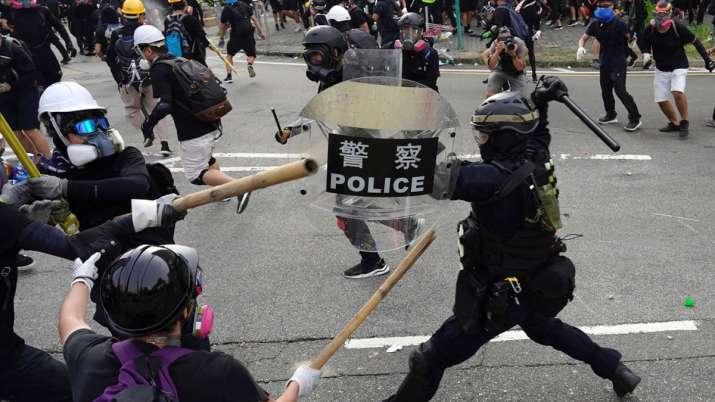 UN Hong Kong, Hong Kong, China Hong Kong, Hong Kong, Hong Kong protesters- India TV