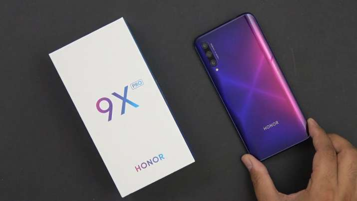 Honor 9X, MagicWatch 2 coming to India next month- India TV Paisa