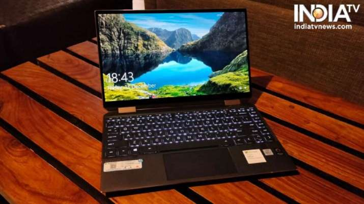 HP Spectre x360 13 laptop launched in India- India TV Paisa