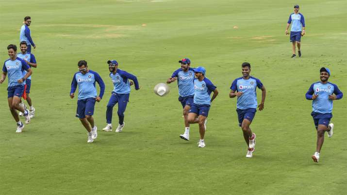 Indian cricket team, India cricket, Indian cricketer training, virat kohli, rohit sharma- India TV