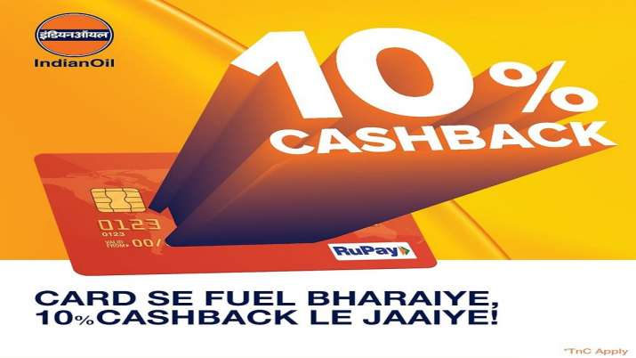 Iocl Cashback Scheme- India TV Paisa