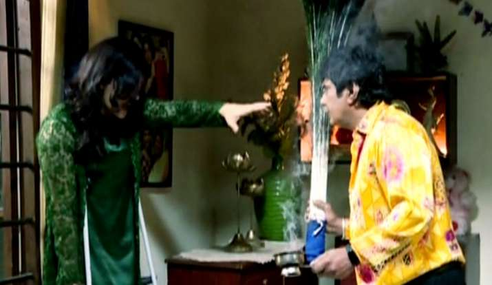 jijaji chhat par hai- India TV