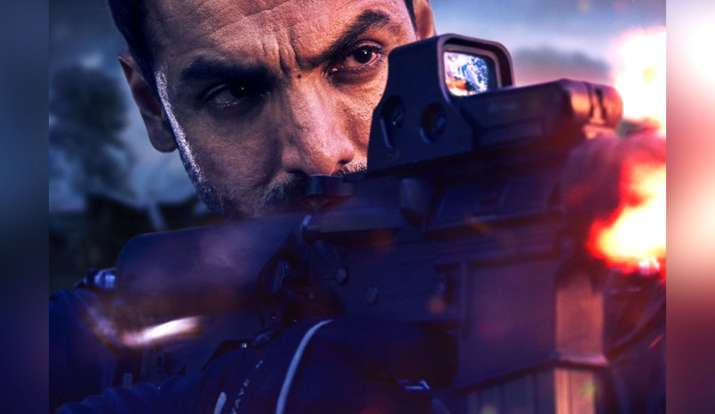 John Abraham Attack First Look- India TV