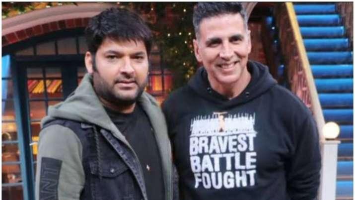kapil sharma wake up challenge to akshay kumar- India TV