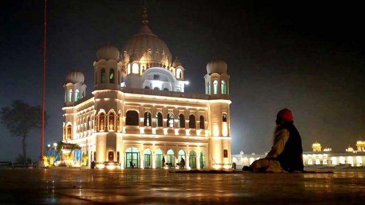 Kartarpur Gurudwara- India TV