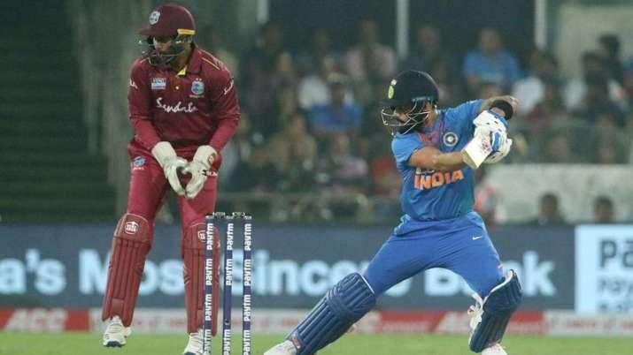 Virat Kohli, India vs West Indies 1st T20I- India TV