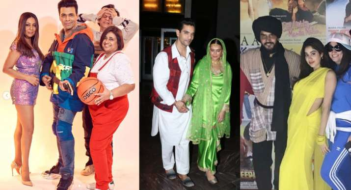 बॉलीवुड थीम पार्टी- India TV