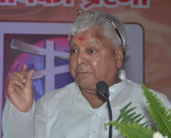 Lalu Prasad yadav- India TV