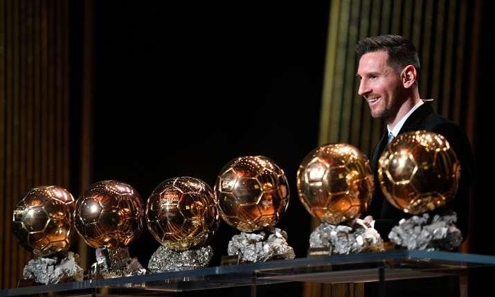 Lionel Messi- India TV