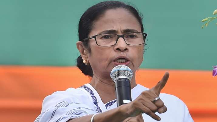 West Bengal's Chief Minister Mamata Banerjee- India TV