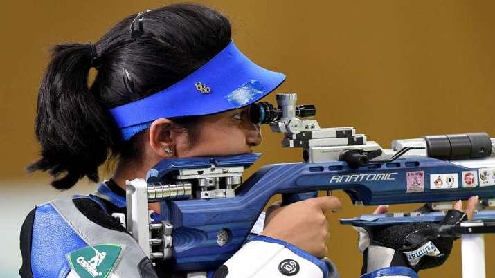 Mehuli Ghosh, ISSF, Shooting, SAG Shooting, South Asian Games, South Asian Games shooting, Apurvi Ch- India TV