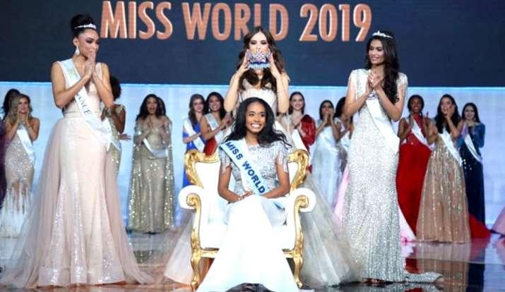 Miss World 2019 winner- India TV