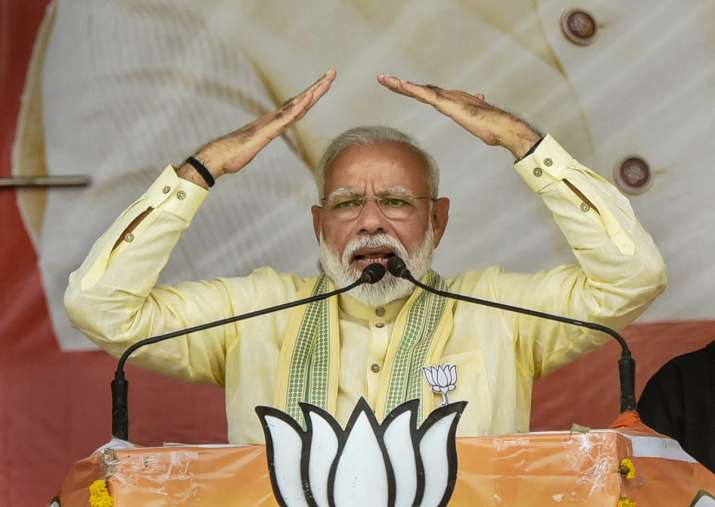 PM Narendra Modi - India TV