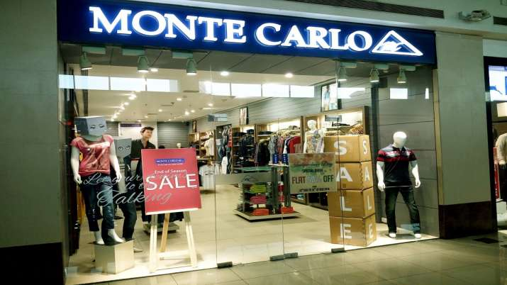 MONTE CARLO Fashion LTD, MONTE CARLO share price- India TV Paisa