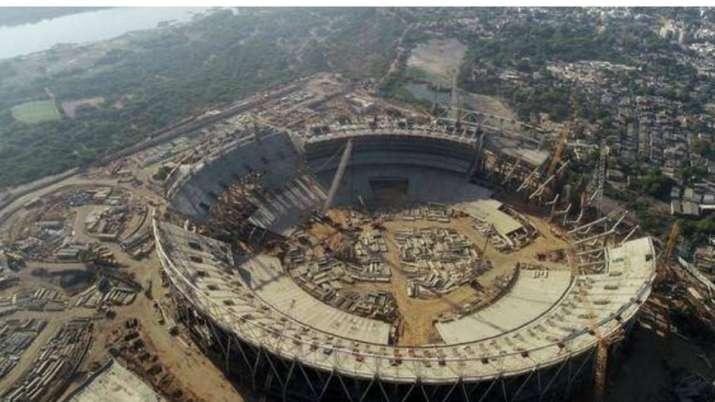 BCCI, Sourav Ganguly, Jay Shah, Motera stadium, Gujarat Cricket Association, Narendra Modi, Amit Sha- India TV