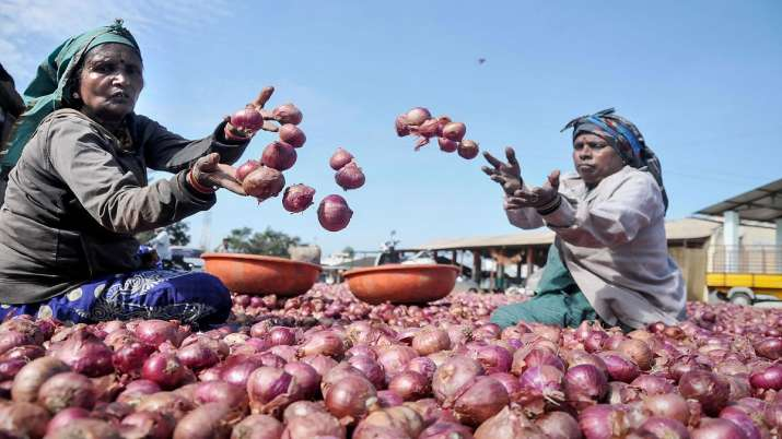 Onion prices- India TV Paisa