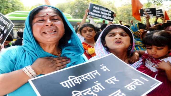 नॉर्थ-ईस्ट के राज्यों में CAB का विरोध तो पाक से आए हिंदुओं ने मोदी सरकार के फैसले पर किया आभार व्यक- India TV