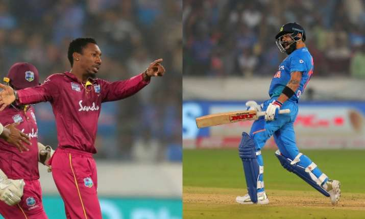 India vs Westindies second T20I- India TV
