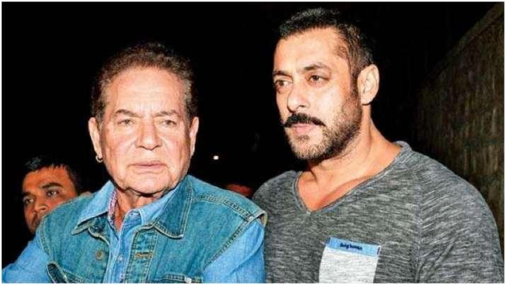 सलमान खान के पिता को...- India TV