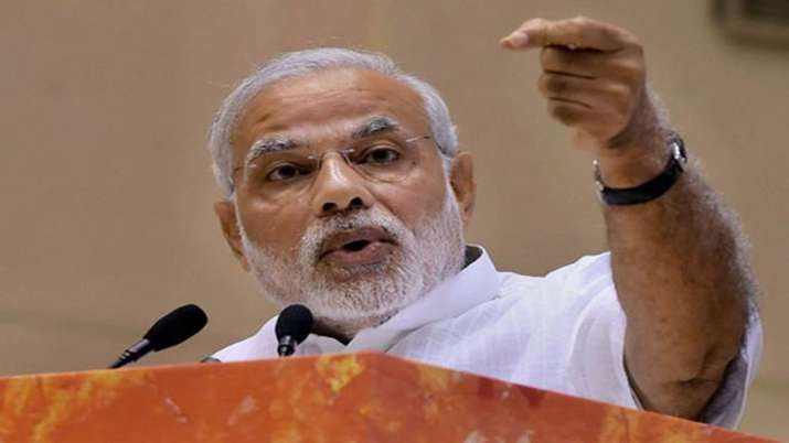 PM Modi says Opposition saying pakistan language over citizen amendment bill - India TV