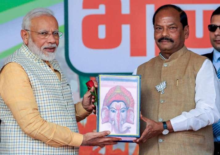 PM MOdi Jharkhand- India TV