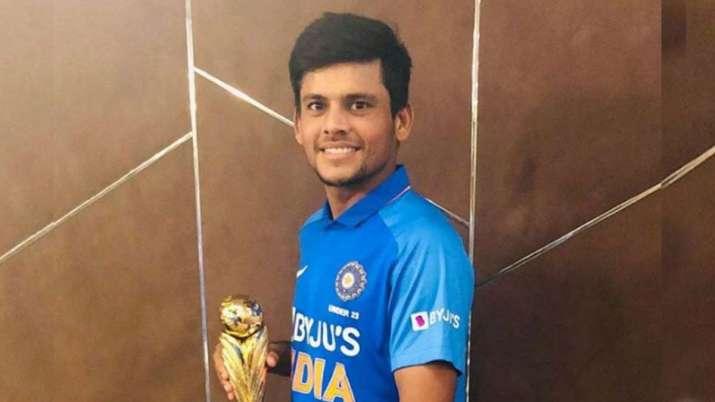 Priyam Garg became captain of U-19 World Cup team- India TV