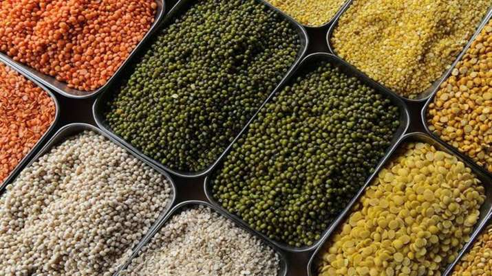Govt offers 8.5 lakh mt of pulses to states- India TV Paisa