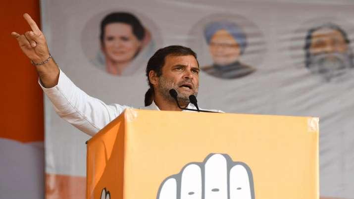 Rahul Gandhi Chhattisgarh Paddy Procurement Claim and FCI data- India TV