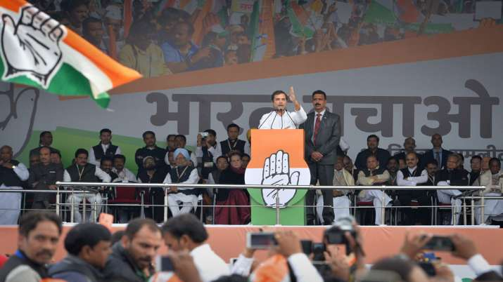 Won't apologise, 'mera naam Rahul Savarkar nahin': Rahul...- India TV