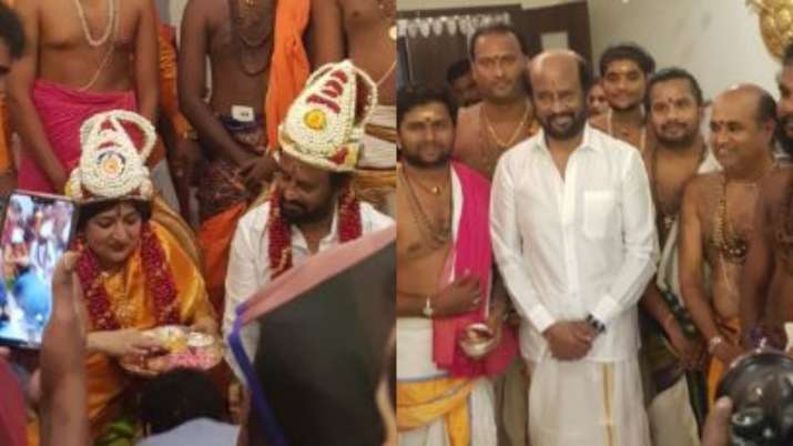 rajnikanth birthday celebration- India TV