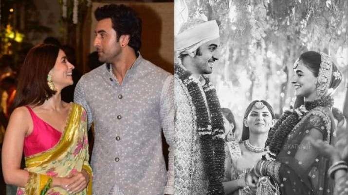 आलिया भट्ट और रणबीर...- India TV