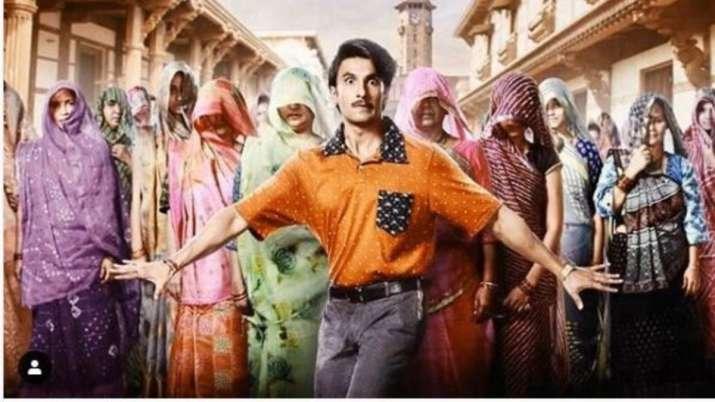 ranveer singh first look from jayeshbhai joradar- India TV