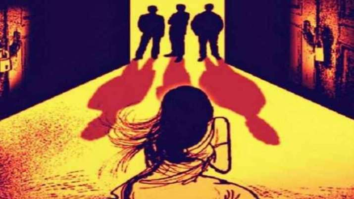 Attempted to rape a nine-year-old girl, people gathered...- India TV