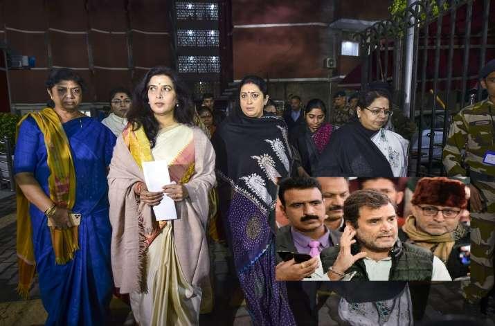 Rahul Rape Statement- India TV