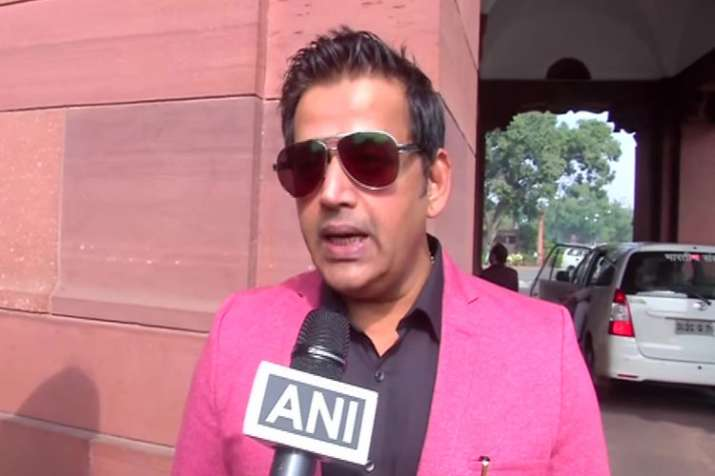BJP MP Ravi Kishan- India TV