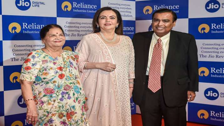 Reliance Industries biggest wealth creator during 2014-19- India TV Paisa